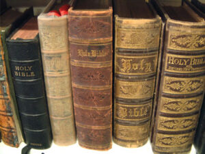 Collection Bibles