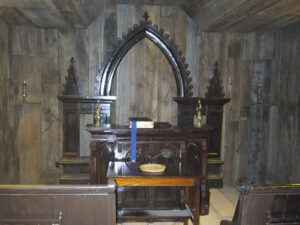 Collection Chapel
