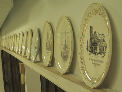 Commemorative China Plates and Mugs